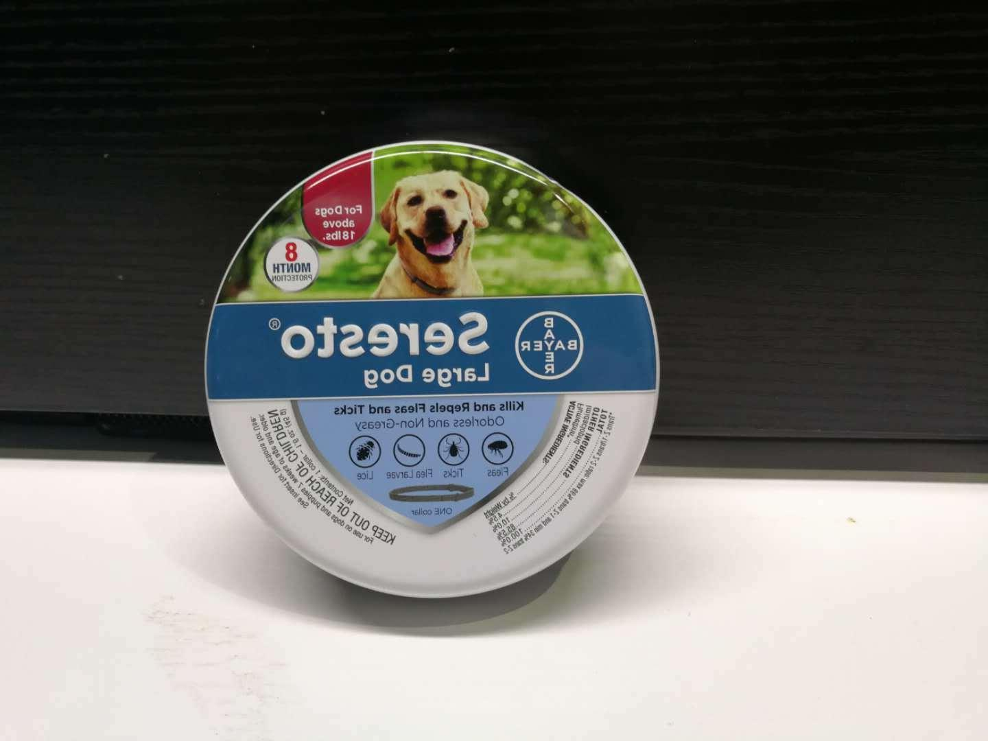 Bayer Seresto Protection Large Dogs 8