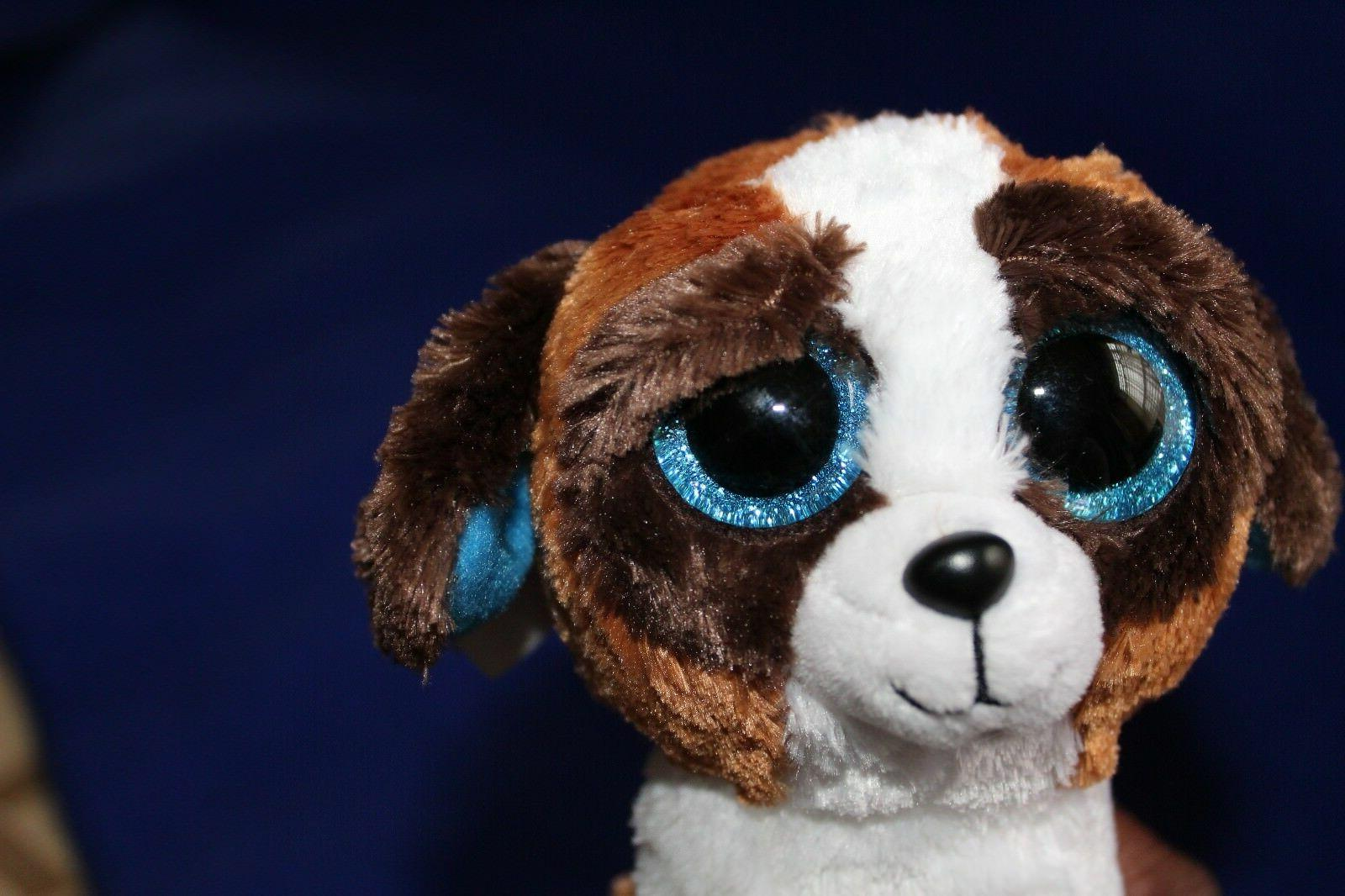 """TY Duke 6"""" Collectible Plush Toy"""