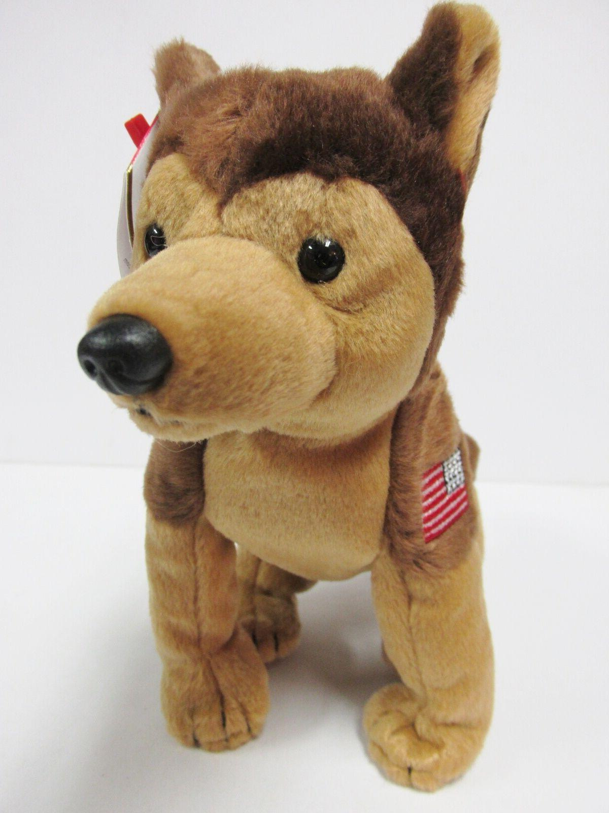Ty Beanie Babies - Courage NYPD