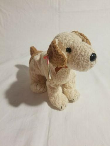 beanie rufus terrier dog plush