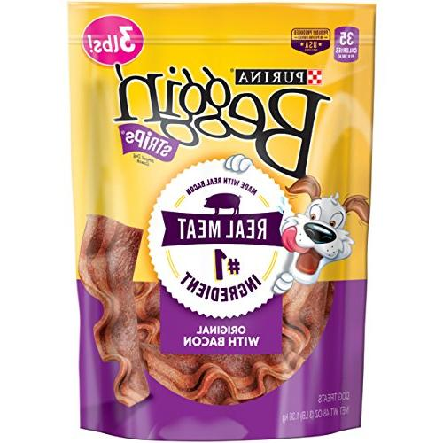beggin strips bacon