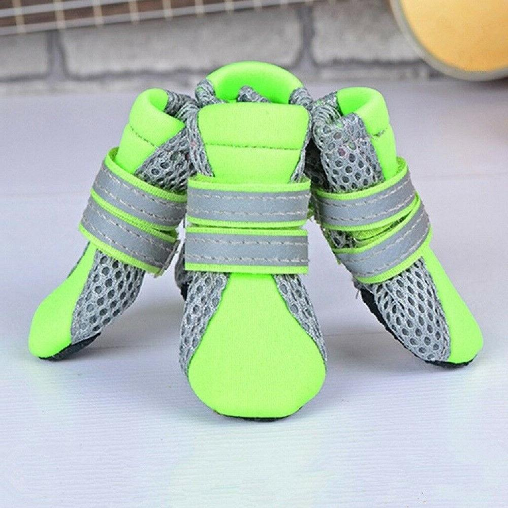 Big Dog Breathable Protective Summer Sandals Boots For Pet