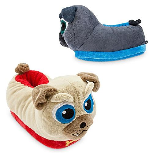 bingo and rolly slippers for kids puppy