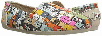 BOBS from Plush-Wag Party Flat- SZ/Color.