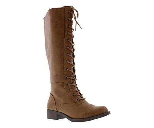 calypso stag tall boots