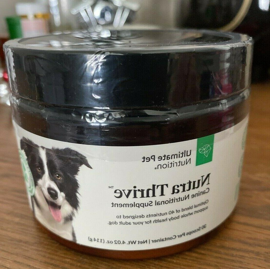 canine nutritional supplement for dogs