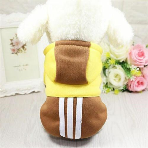 Casual For Winter Pets Jacket Clothes Dog