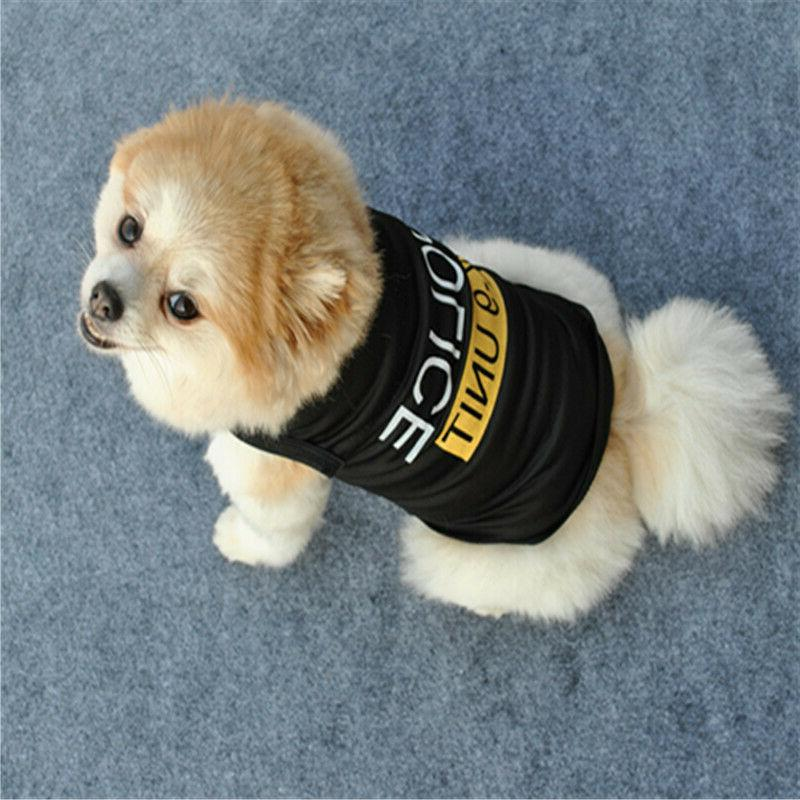Chihuahua Puppy Sweater Coat Clothes Dog Warm Apparel