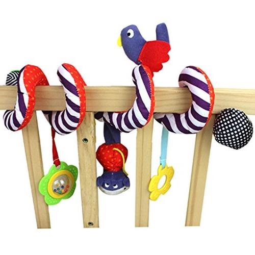 Gbell Child Kids Baby Activity Decoration Toy for Seat/Pram/Stroller