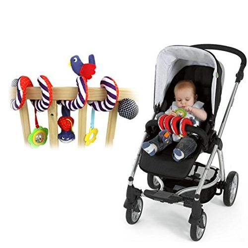 Gbell Kids Toddler Baby Activity Hanging Musical Play Decoration Toy Seat/Pram/Stroller