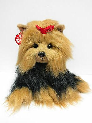 Ty Classic/Plush  Yappy the Yorkie Dog-PRISTINE  Brand New w