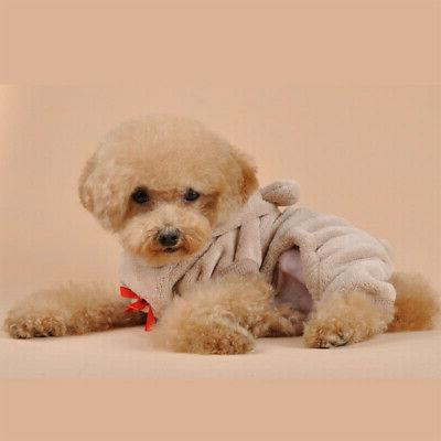 Cute Warm Apparel for Pet Dog