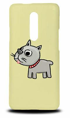 CUTE DOG PUPPY CANINE SKETCH ART HARD PHONE CASE FOR ONEPLUS