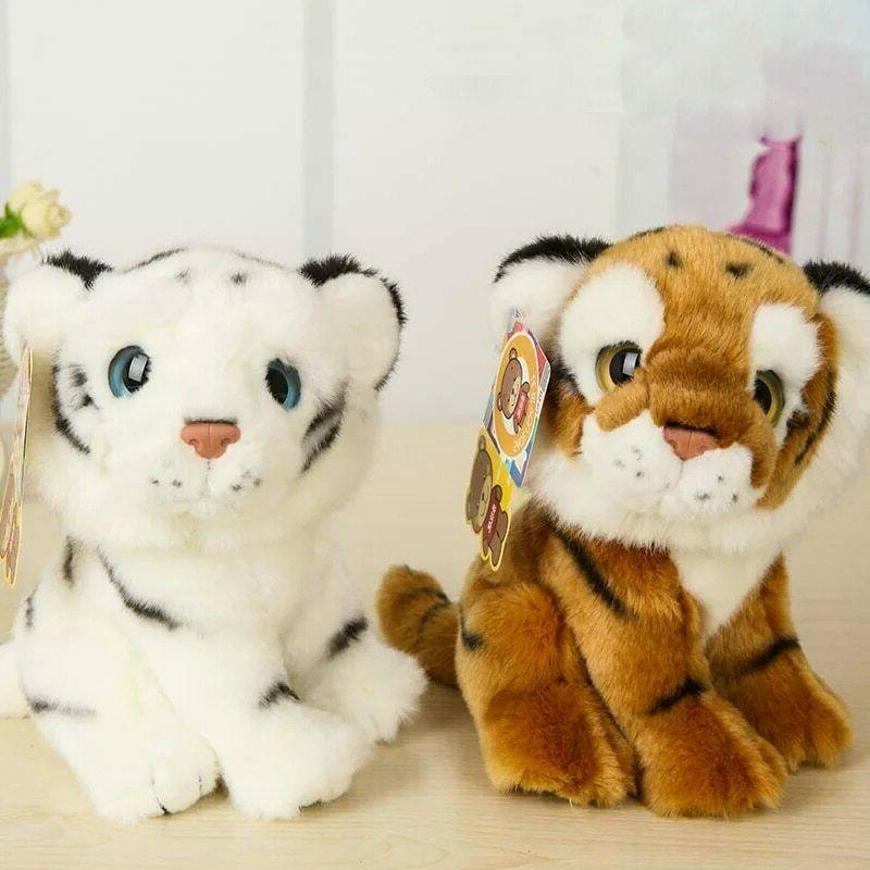Cute Zoo Plush Wild Funny Pillow For Home Boys