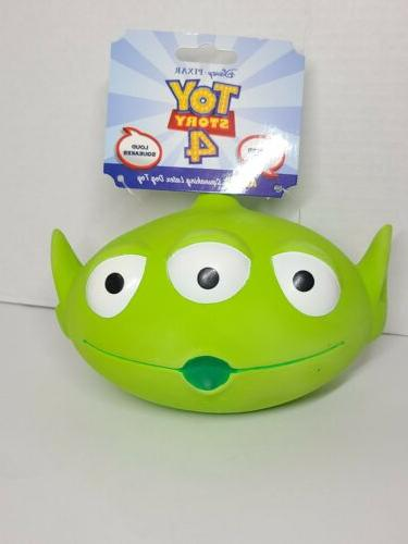 disney toy story 4 alien squeaker latex