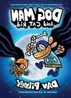 Dog Man and Cat Kid by Dav Pilkey  FREE SHIPPING BRAND NEW