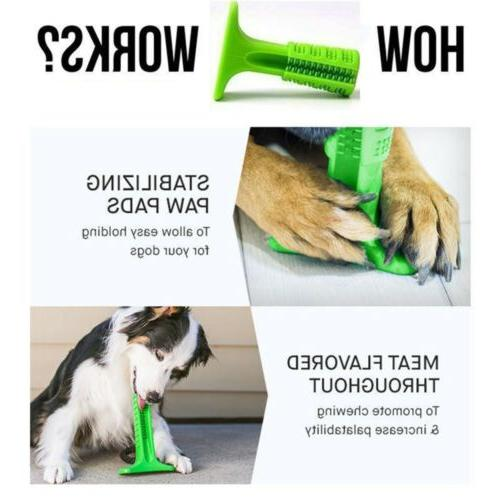 Dog Stick Teeth Chew Toy Dogs Oralcare