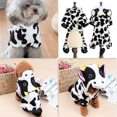 351473d33a1 Dogs Clothes Cute Cartoon Pets Costume For Cats Puppy Hoodie