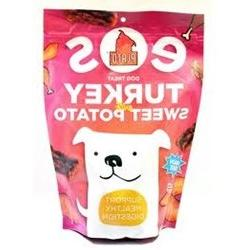 Plato EOS Turkey Dog Treat Sweet Potato