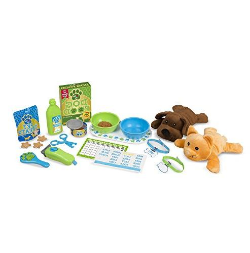 feeding grooming pet care play