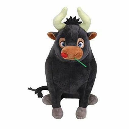 "TY 6"" Ferdinand The Bull Beanie Babies Plush Stuffed Animal"