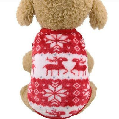 Fleece Clothes for Dog Clothes Clothing Costume