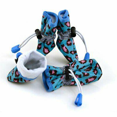 Funny Pet Boots Socks Waterproof for Small Dog Puppy Cat