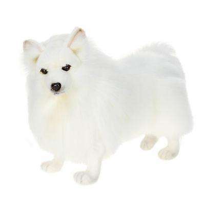"""German Spitz Toy Reproduction by Hansa, 18"""" long"""