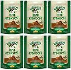 GREENIES PILL POCKETS FOR DOGS 7.9OZ CAPSULE PEANUT BUTTER F