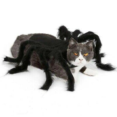 Halloween Pet Costume Cool Cosplay Cat Dog Puppy Party