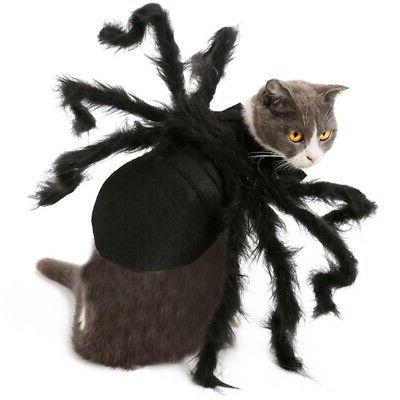 Halloween Spider Pet Cool Cosplay for Cat Party