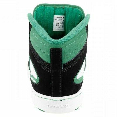 Warrior Hound Mid Cut Casual Shoes Green