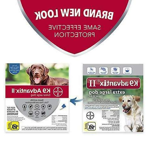 K9 Flea & Tick Extra Large Over 55 lbs - 6
