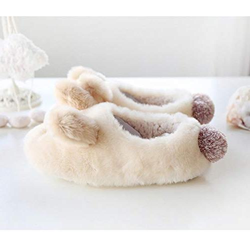 Anddyam Cat Household Home Slippers Girls and Little Kid Dog