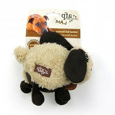 All For Paws LAMB CUDDLE Dog Toy VARIES