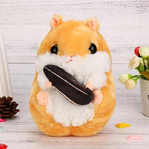 Gbell Lovely Toys Staff Toys Fluffy Soft Plush Animal Doll