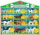 Melissa & Doug Canine Companions Model Dog Collection With H