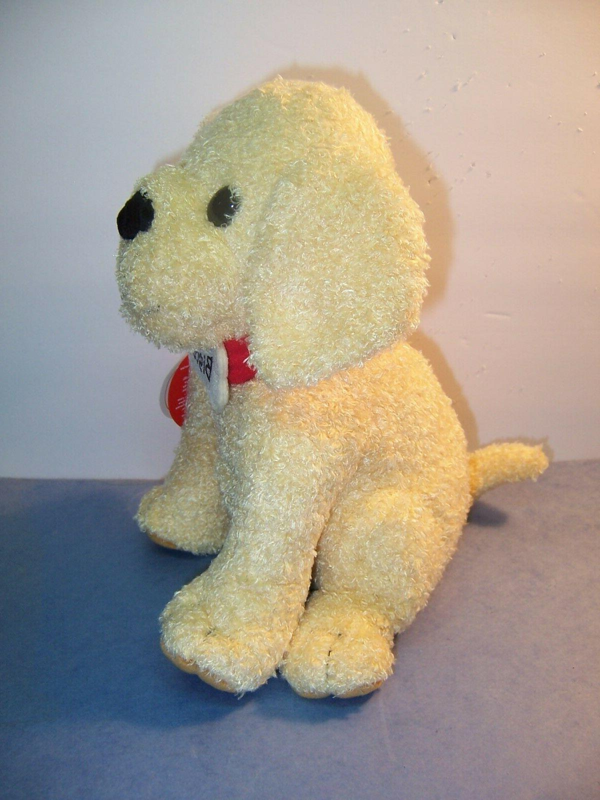 MERRYMAKERS BISCUIT Plush Dog - - NWT