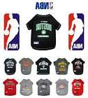 NBA Basketball Dog Shirt * PICK YOUR TEAM * Sports Fan Pet P