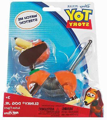 NEW Pull Along SLINKY DOG JR Junior Action Toy Story 3 - Poo