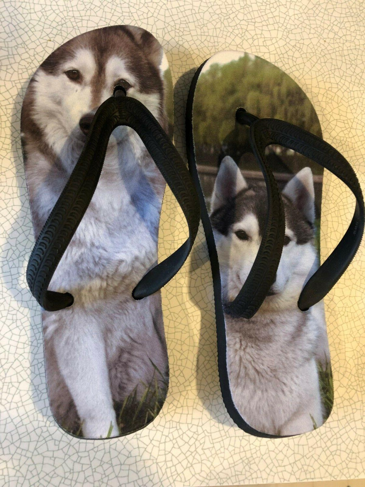 NEWAdorable HUSKY Size THE REAL DOG LOVER ONLY