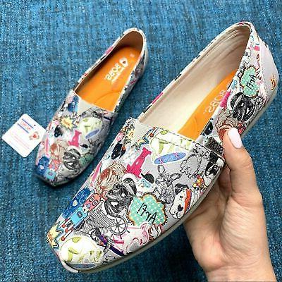 nwot bobs for dogs slip on shoes