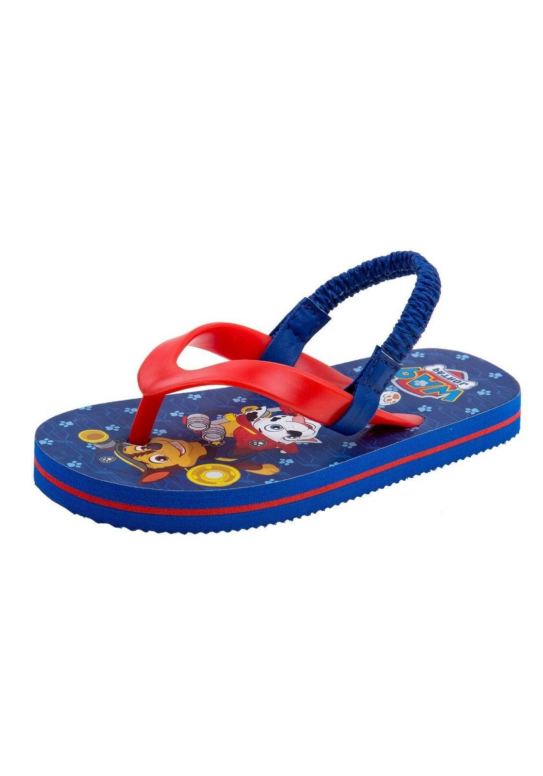 Paw Patrol Kids Sandals Shoes New