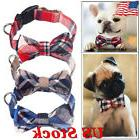 pet accessories dog cat bow tie neck