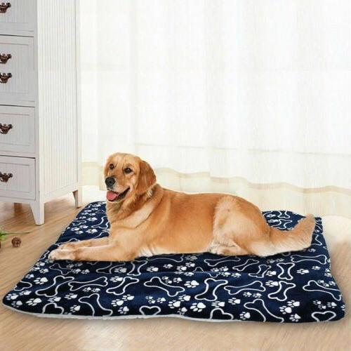 Pet Bed for & - Soft