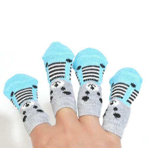Pet Paw for Large Knitted Cotton