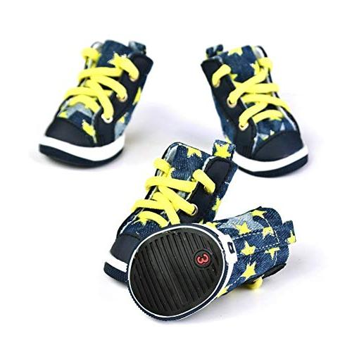 Tutuba Small Canvas Shoes Lace up Sneaker Sole Shoes