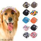 pet dog hat baseball cap sports windproof