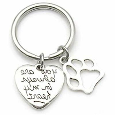 pet dog memorial keychain you are always