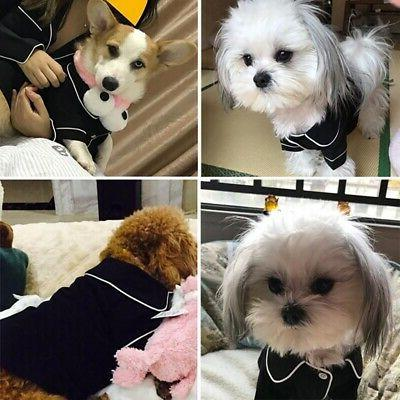Pet Warm Jumpsuit Clothes For Small Medium Dogs Apparel